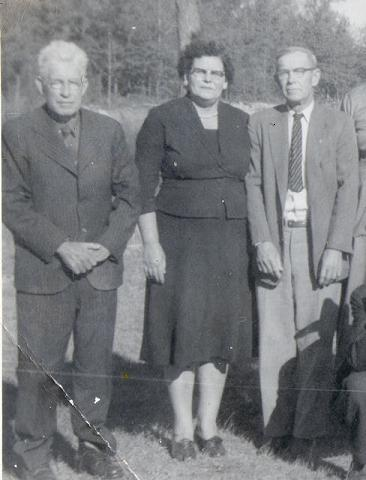 CHARLIE W , LILLIE MAE AND JAMES HENRY EDGEWORTH SR