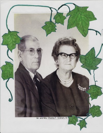 CHARLIE AND MAMIE LETT GRAHAM
