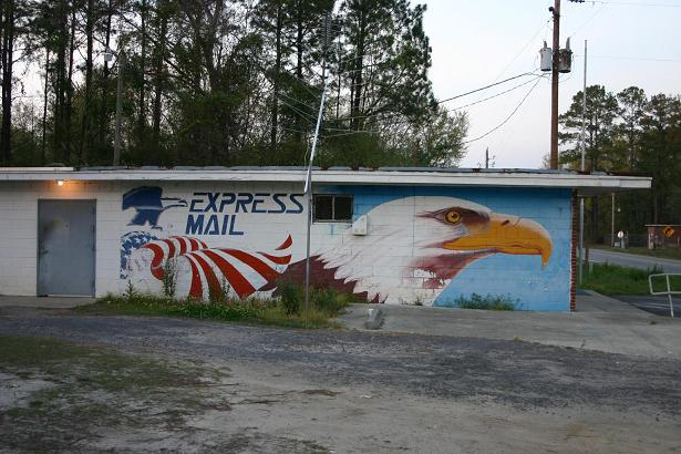 EXPRESS MAIL AT NESMITH SC