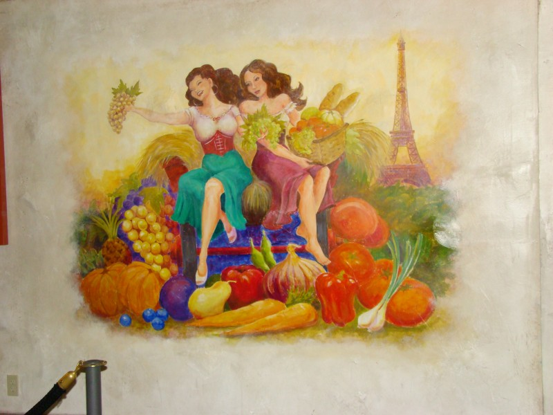 FRENCH FARM GIRLS CAFE